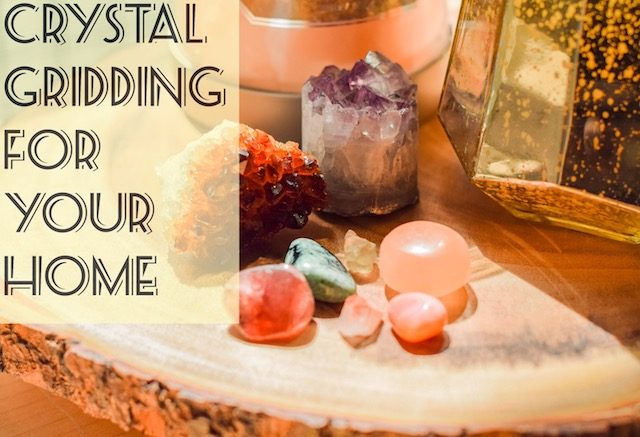 crystal gridding for home
